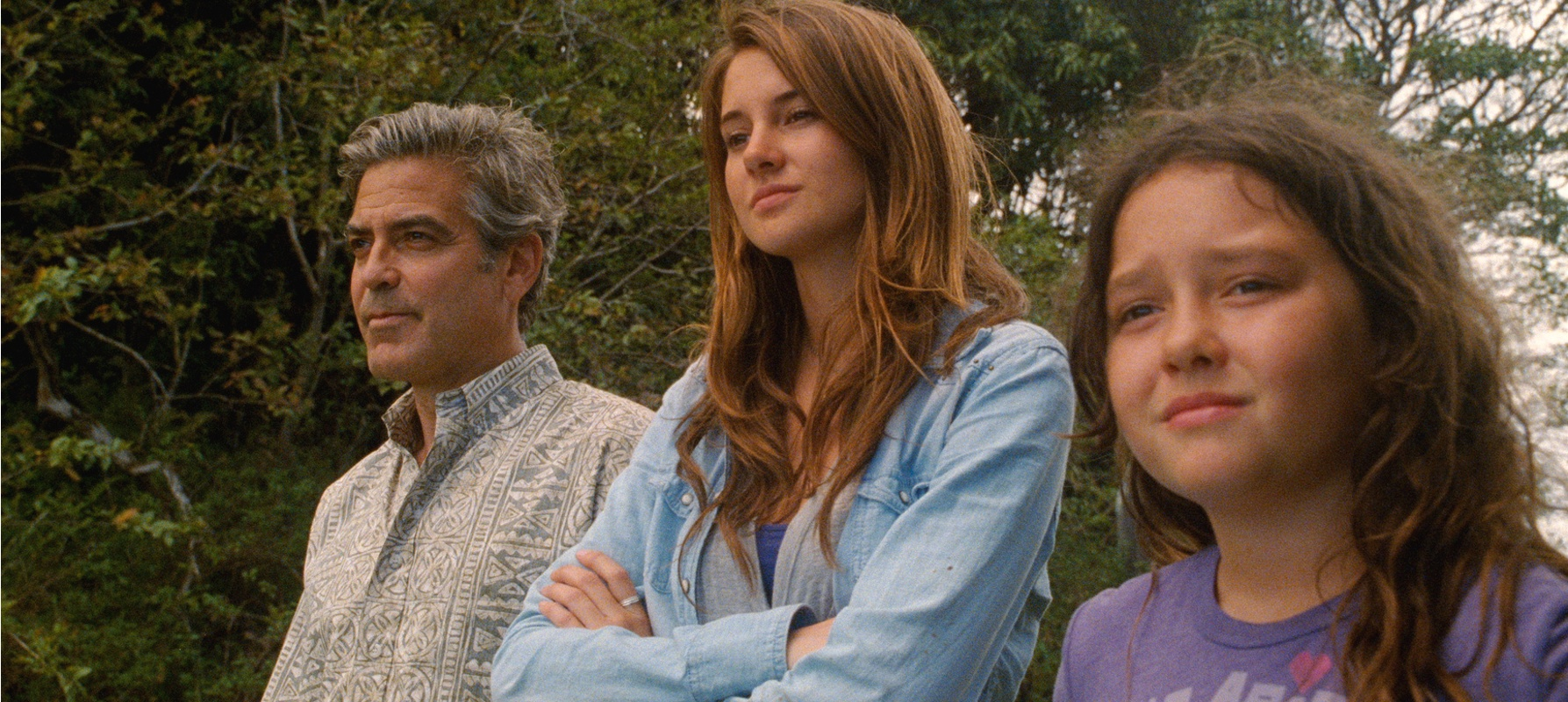 George Clooney The Descendants