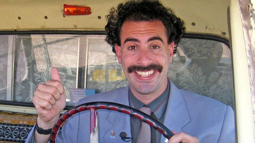 Il trailer di Borat 2 | bastardiperlagloria
