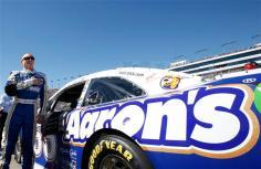 NASCAR_NSCS_KOBALT400_Mark_Martin_031013