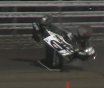 Tony Stewart Breaks Leg In Sprint Car Accident Will Miss