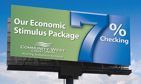 From title loans to cash advances, there are a number of ways to borrow money with bad credit. 25 Banking Billboards Reviewed: The Good, Bad & Ugly