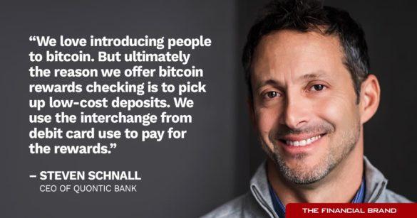 Steven Schnall Bitcoin quote