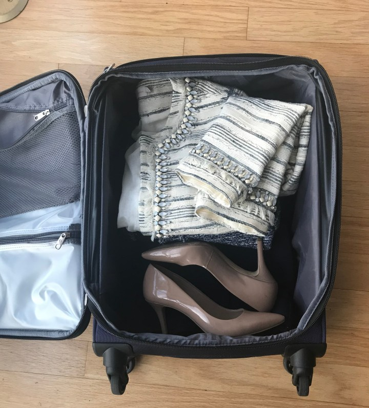 Packing for a Work Trip