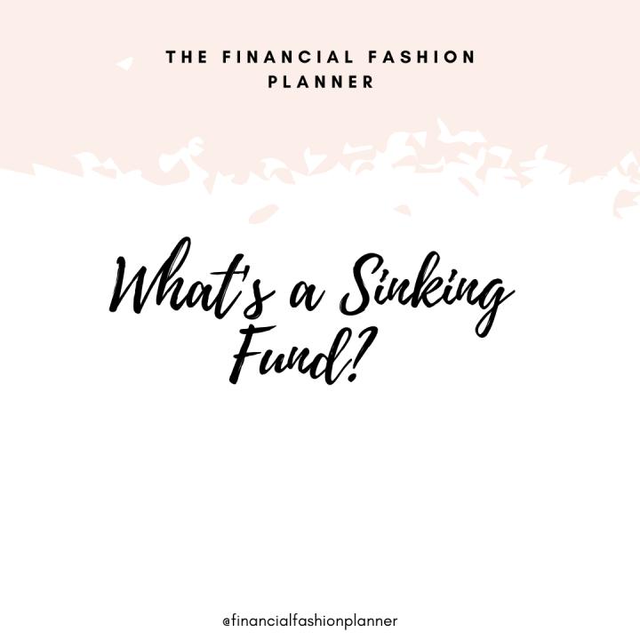 What's a Sinking Fund?