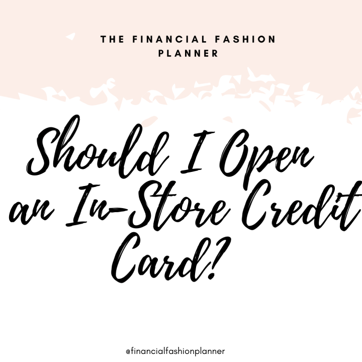 Should I Open an In-Store Credit Card?