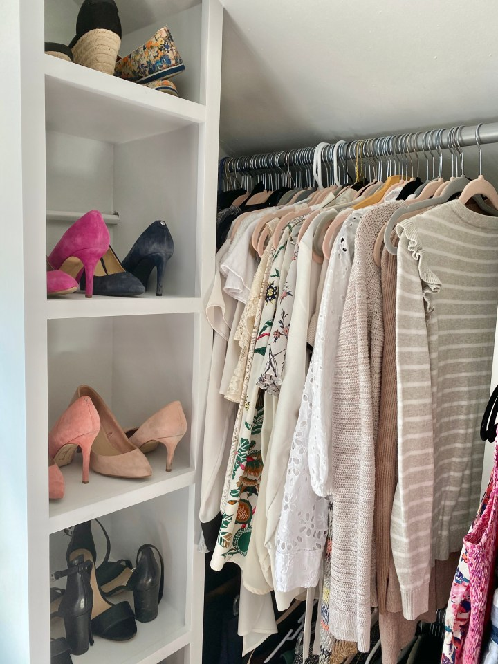 Home Tour: The Closet of My Dreams