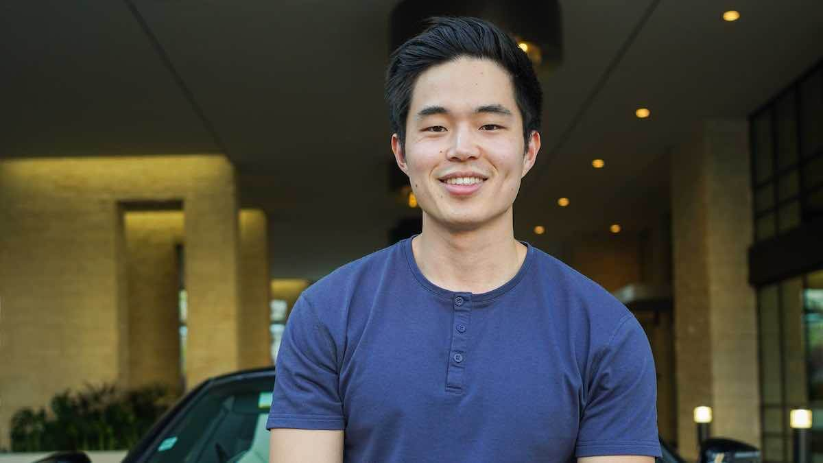 Clarlie Chang - a millionaire offering his money secrets