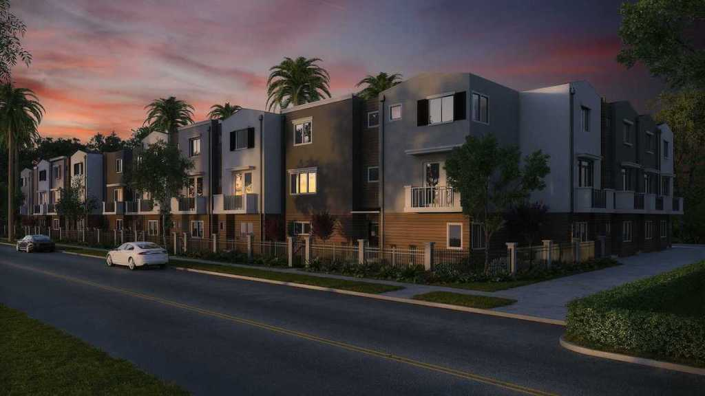 multifamily properties that someone is wanting to invest in