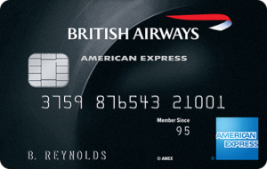 BA Premium Plus Rewards Card
