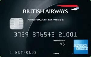BA Premium Plus Rewards Card