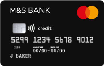 The Marks and Spencers Credit Card