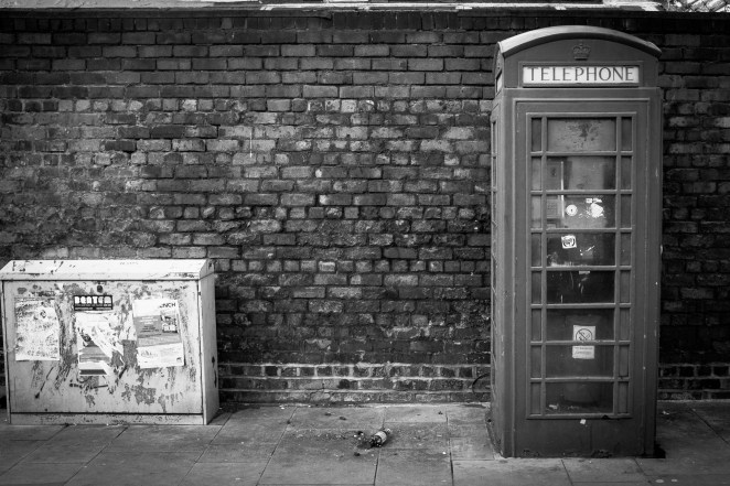 Phone box | Liverpool Photo Walk 2015