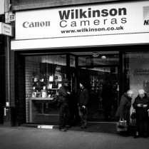 Camera shop | Liverpool Photo Walk 2015