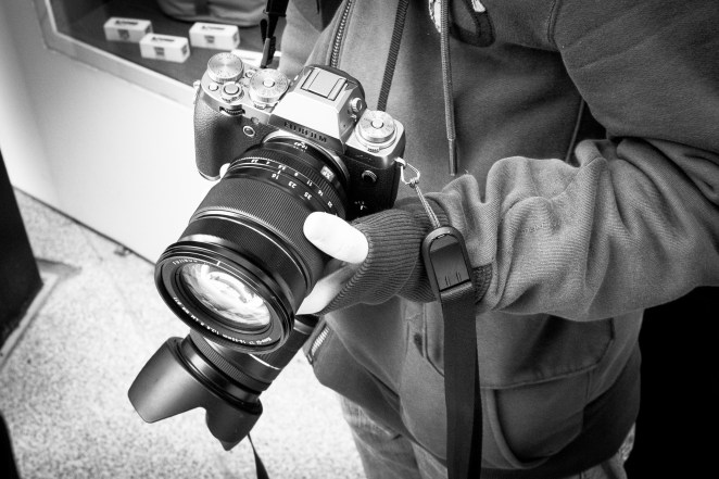 New Gadgets | Liverpool Photo Walk 2015