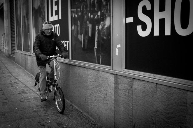 Cyclist | Liverpool Photo Walk 2015