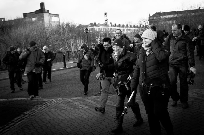 Off we go | Liverpool Photo Walk 2015