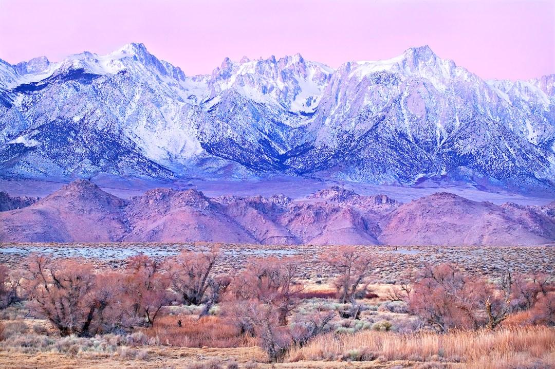 Owens Valley Dawn