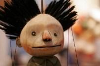 Oddly - boy puppet