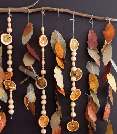 Autumn Mobile by Zart Art Play Based Learning