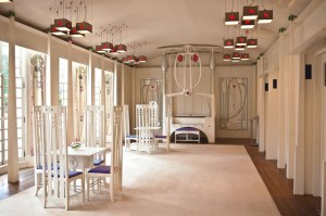Charles Rennie Mackintosh House