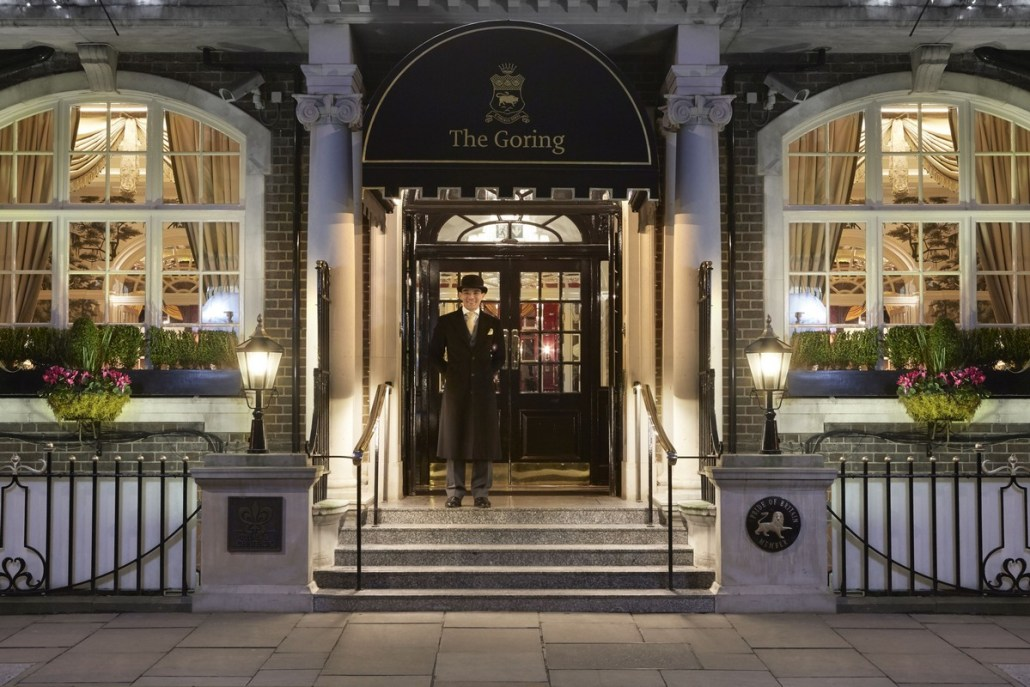 The Goring, London, fine dining in London