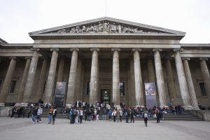 The British Museum, London, England-VB25753282