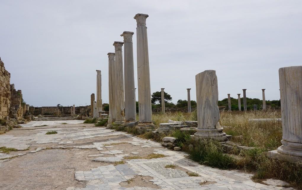 Cyprus, ruins, Intrepid Travel, history travel