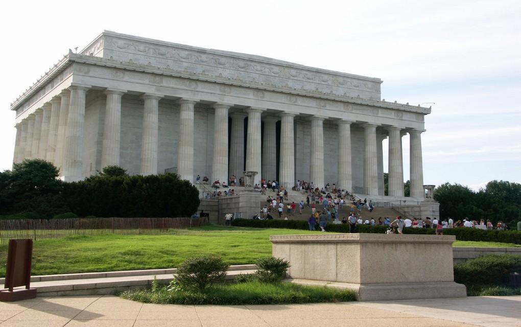 Lincoln Memorial, Washington DC