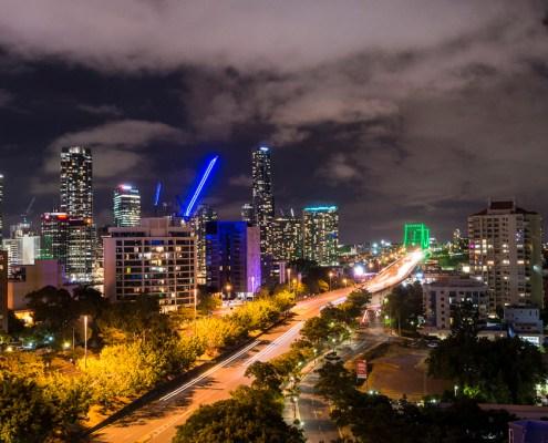 The Point Brisbane, Queensland