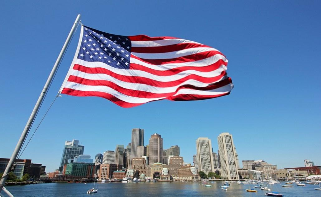 Boston Harbor Cruises, Boston, Massachusetts