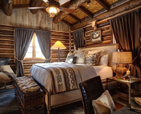 Wyoming, ranch stay, Relais & Chateaux