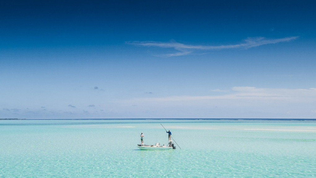 Maldives, fishing, COMO Maalifushi, Indian Ocean
