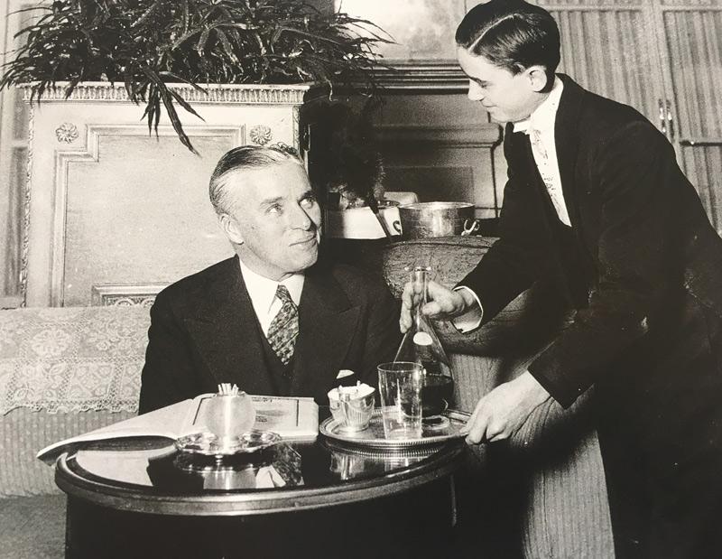 THe Ritz London, Charlie Chaplin, London hotels