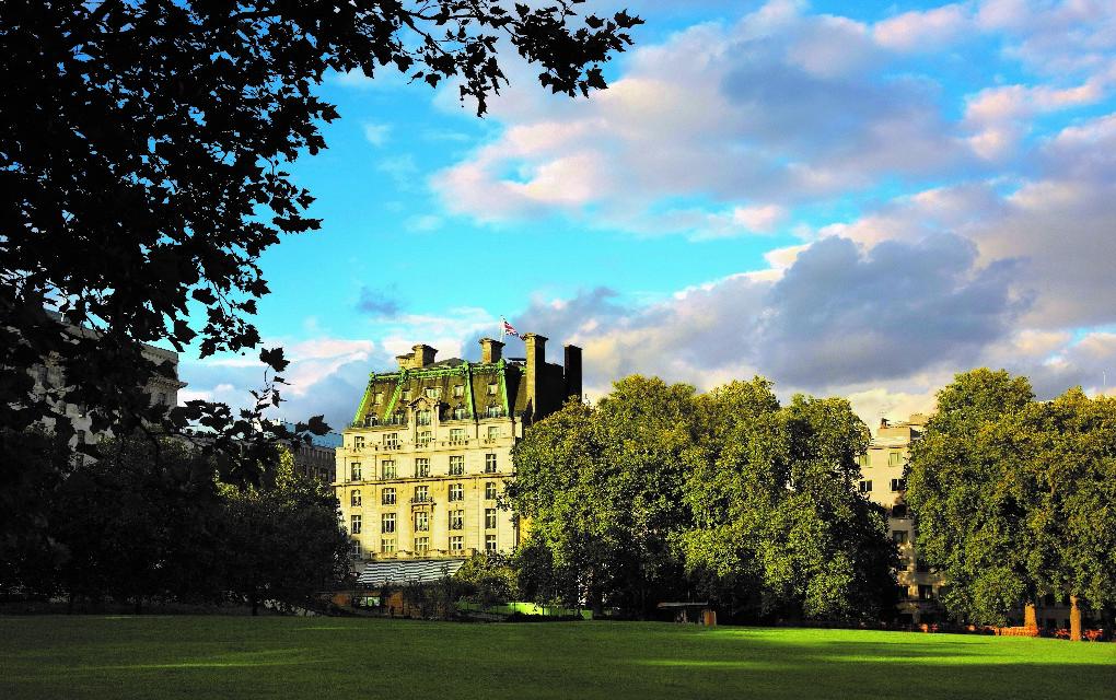 The Ritz London, Green Park, luxury hotel, London luxury
