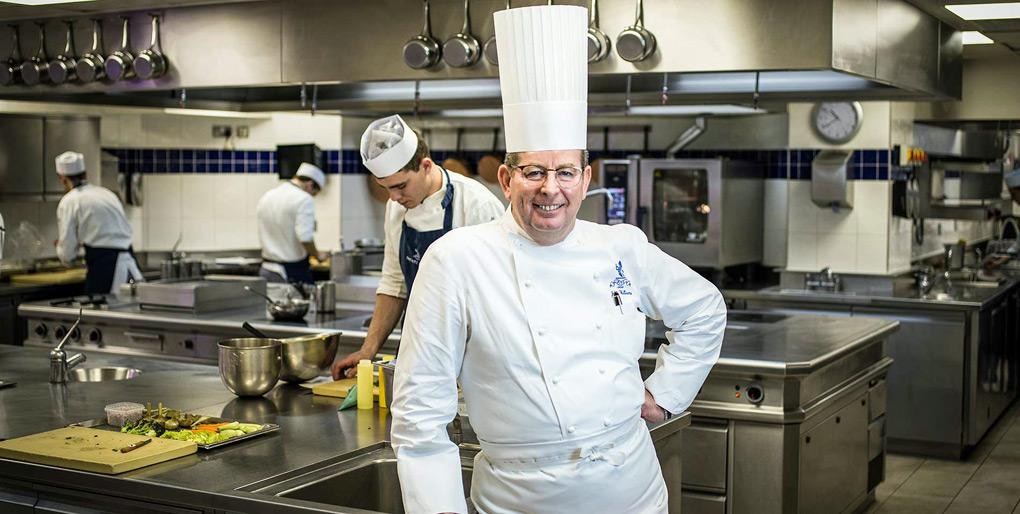 The Ritz London, executive chef, London luxury, London's finest