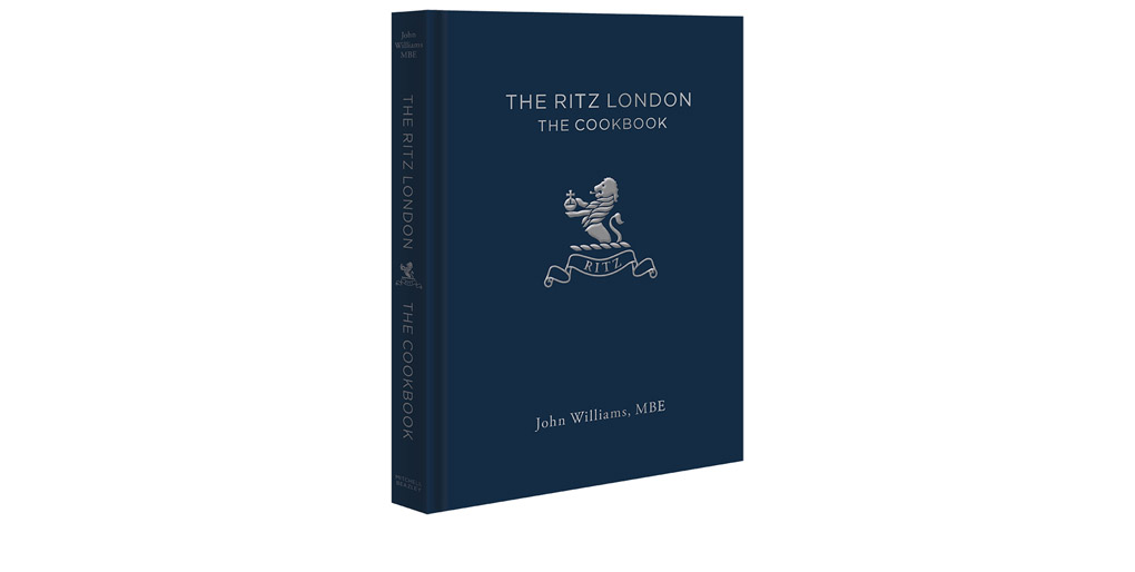 The Ritz London, cookbook, luxury London, executive chef