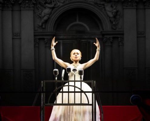Evita, Tina Arena, Melbourne State Theatre