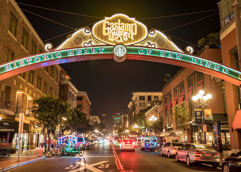 San Diego, speakeasies, nightlife in San Diego