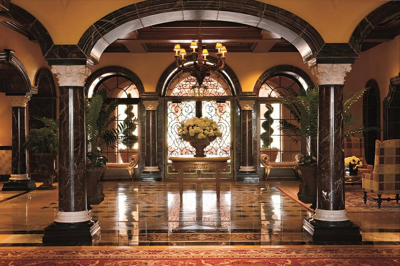 Lobby, Fairmont Grand Del Mar, San Diego