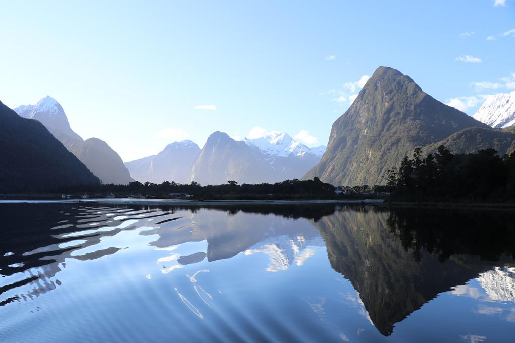 Milford Sound, New Zealand, Fiordland Discovery, Fiordland cruises, Helen Hayes