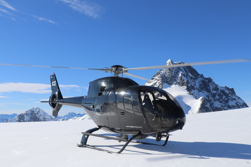 Heli Glenorchy, helicopter to Milford Sound, Fiordland Discovery, New Zealand