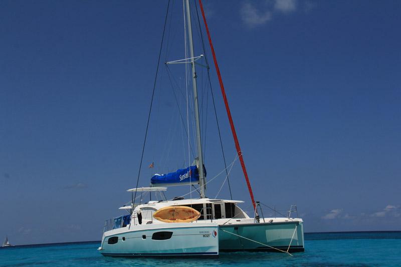 Seychelles, sailing, Sunsail, yacht charter, Helen Hayes