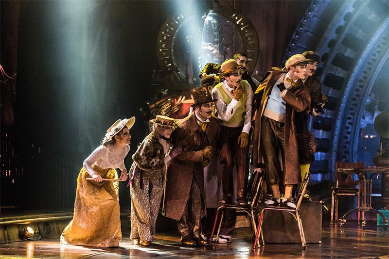 Cirque du Soleil, Entertainment Quarter Sydney, Kurios
