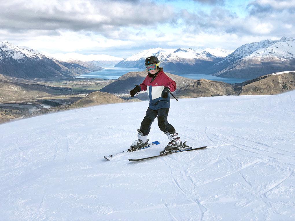 The Rees, Coronet Peak, Queenstown, Pure New Zealand, Aleney de Winter, BoyEatsWorld