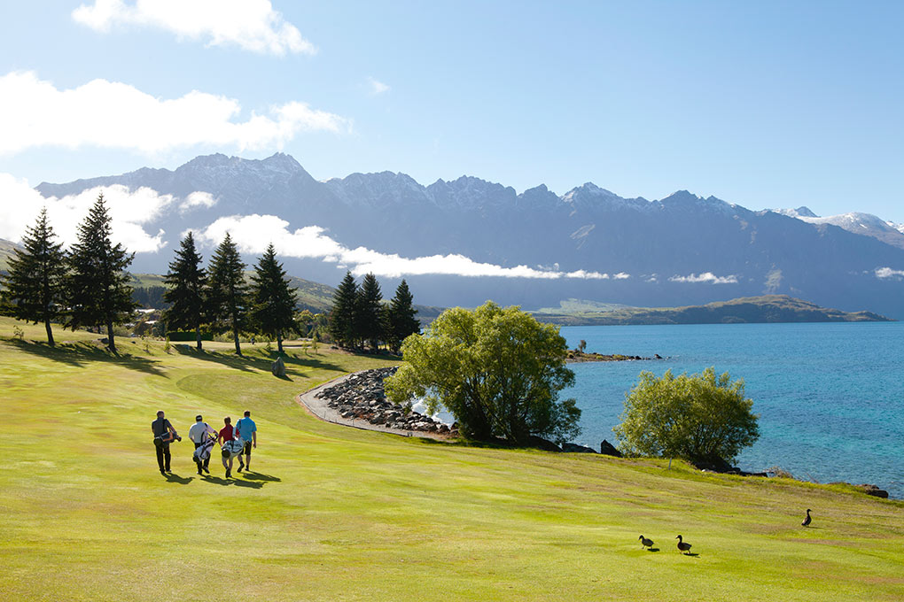 Pure Queenstown, Queenstown, Golf, The Rees, golf vacations Queenstown