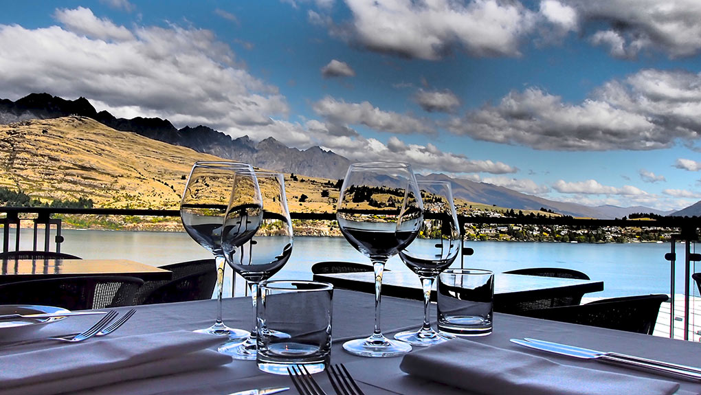 The Rees Queenstown, Queenstown, True South, Lake Wakatipu, New Zealand