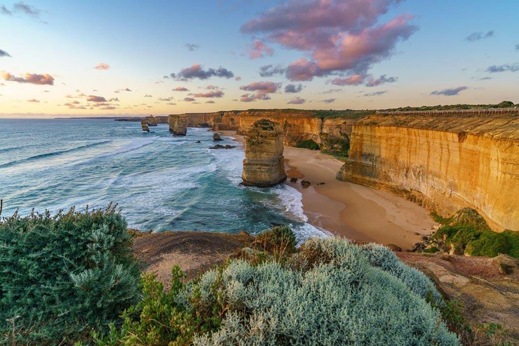 Twelve Apostles, Victoria, Renaissance Tours, garden tours