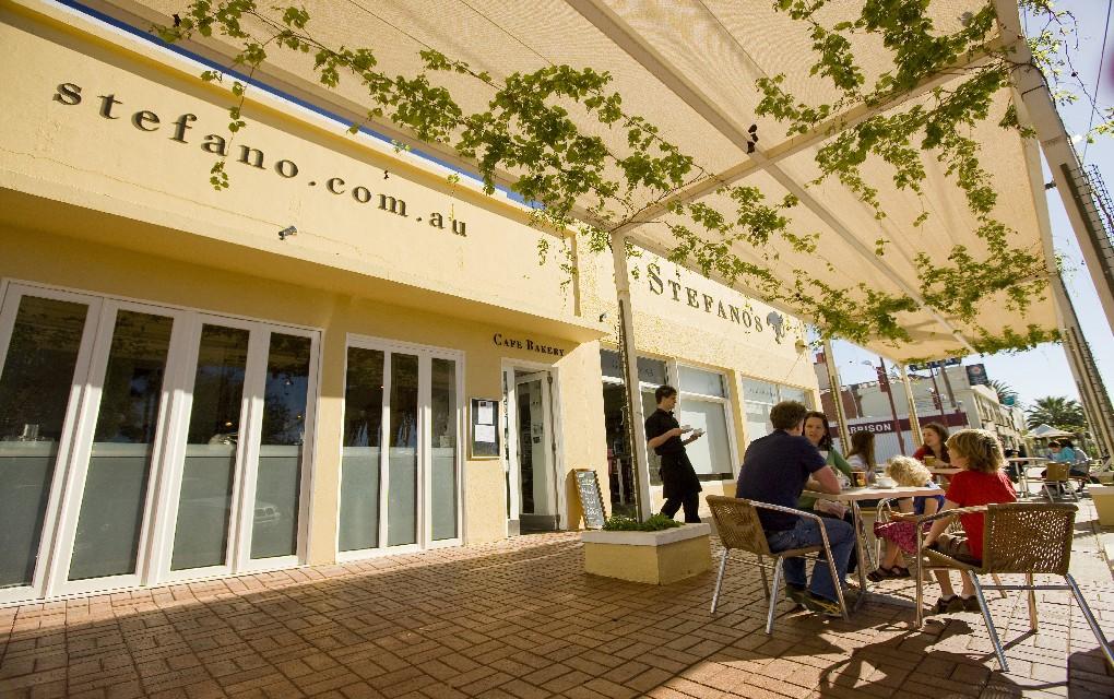 Mildura, Stefano's Cafe Bakery, Victoria