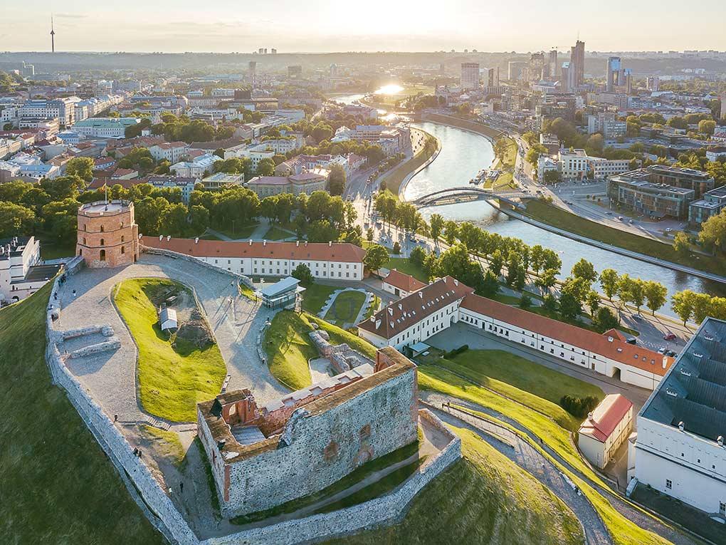 Gediminas Castle, Vilnius, Lithuania, Lithuania