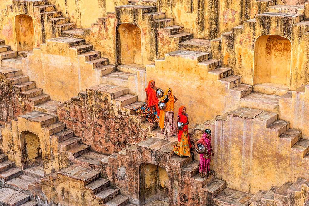 India, Stepwell, Jodhpur, Arcadia Expeditions